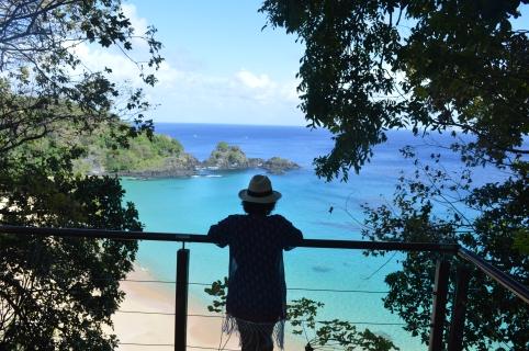 Mirante da Praia do Sancho