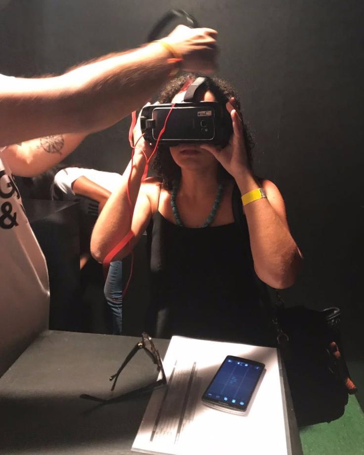 Realidade Virtual Beatlemania Experience