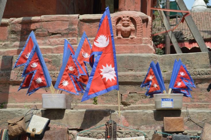 Bandeira do Nepal