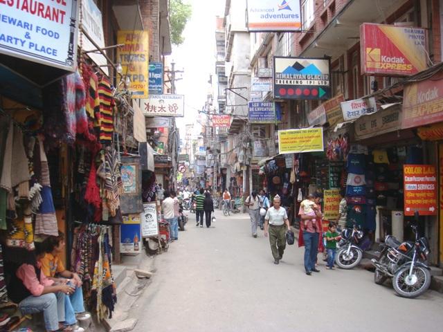 Thamel,Kathmandu