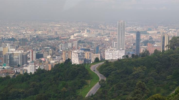 Cerro Monsserate Bogotá