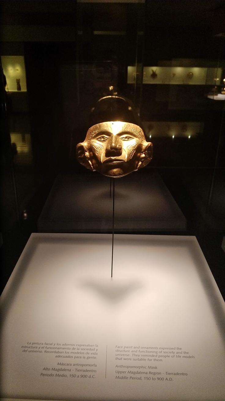 Museu d'oro