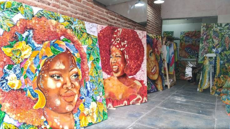 Galerias de arte em Cartagena