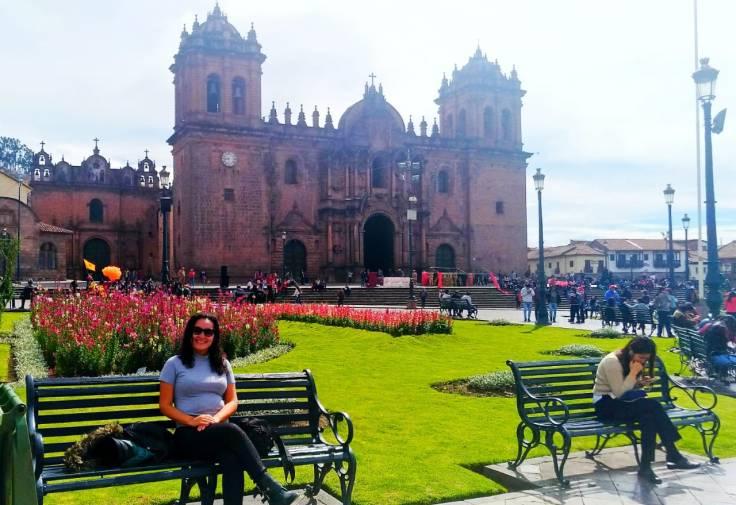 Plaza das Armas, Peru