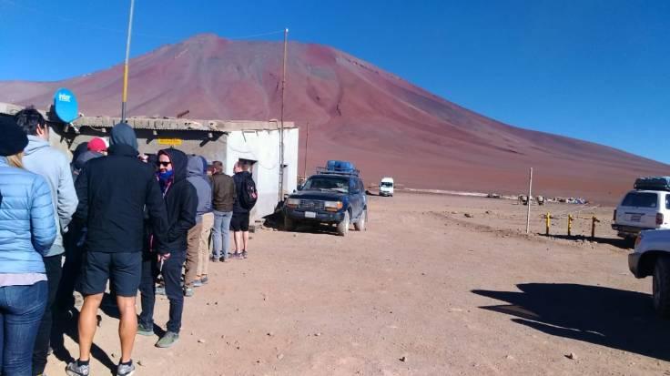 Imigração Bolívia