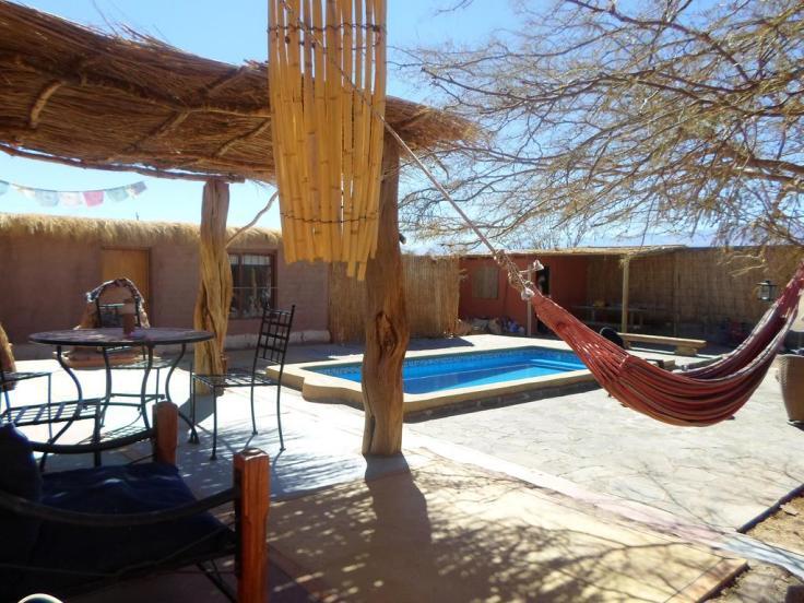 Hotel no Atacama
