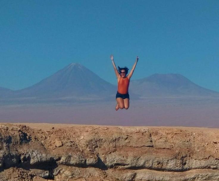 Passeio no Atacama
